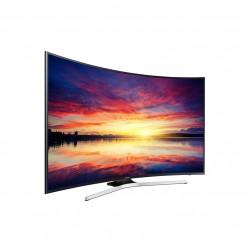 """Samsung - TV 49"""" UHD 4K Curvo Smart TV Serie KU6100 con HDR"""
