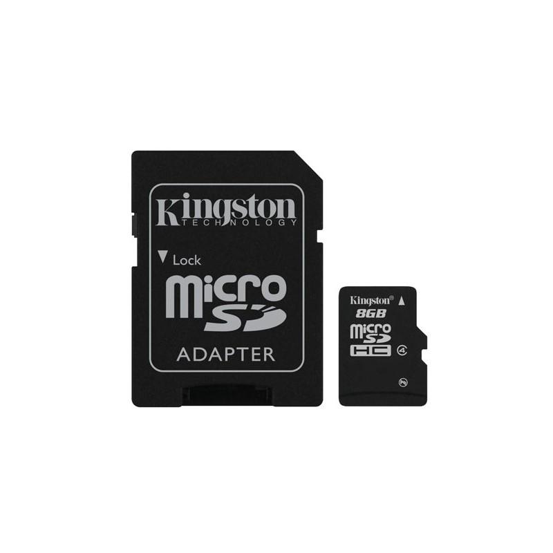 Kingston Technology - 8GB microSDHC - 11146825