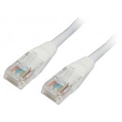Nanocable - 10.20.0105-W cable de red 5 m Cat5e U/UTP (UTP) Blanco