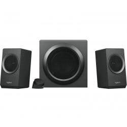 Logitech - Z337 conjunto de altavoces 2.1 canales 40 W Negro