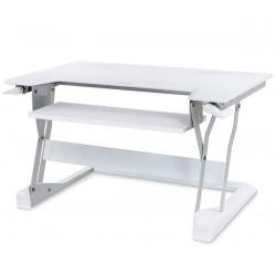 Ergotron - WorkFit-T Blanco escritorio para ordenador