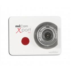 Wolder - miCam Xport One 12MP Full HD 60g cámara para deporte de acción