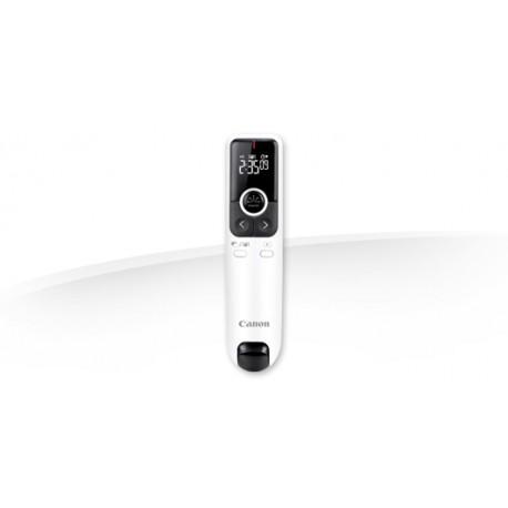 Canon - PR100-R IR Negro, Color blanco apuntador inalámbricos