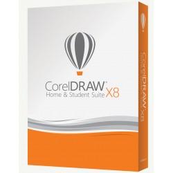 Corel - CorelDRAW Home & Student Suite X8