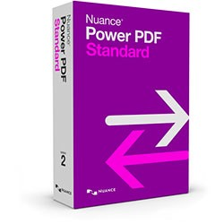Nuance - PDF Converter Power PDF Standard 2