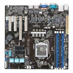 ASUS - P10S-M Intel C232 LGA 1151 (Socket H4) microATX placa base para servidor y estación de trabajo
