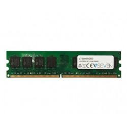 V7 - 1GB DDR2 PC2-5300 667Mhz DIMM Desktop módulo de memoria - V753001GBD