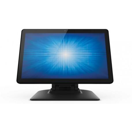 Elo Touch Solution - E160104 Panel plano Multimedia stand Negro mueble y soporte para dispositivo multimedia