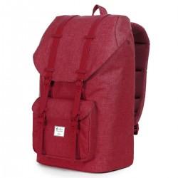 "e-Vitta - Tourister maletines para portátil 40,6 cm (16"") Funda tipo mochila Rojo"