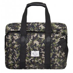 "e-Vitta - Messenger maletines para portátil 40,6 cm (16"") Bandolera Camuflaje"