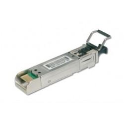 Digitus - DN-81001 red modulo transceptor 1000 Mbit/s mini-GBIC Fibra óptica 1310 nm