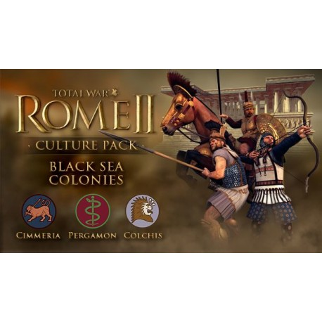 SEGA - Total War: Rome II - Black Sea Colonies PC Inglés, Español