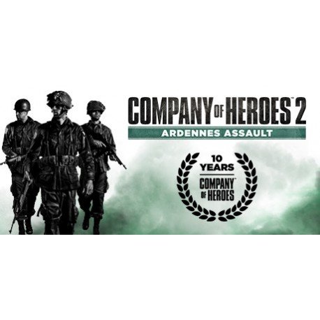 SEGA - Company of Heroes 2 - Ardennes Assault