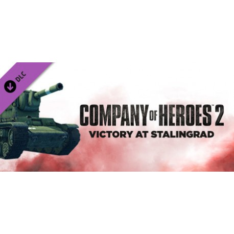 SEGA - Company of Heroes 2 - Victory at Stalingrad Mission Pack PC Español