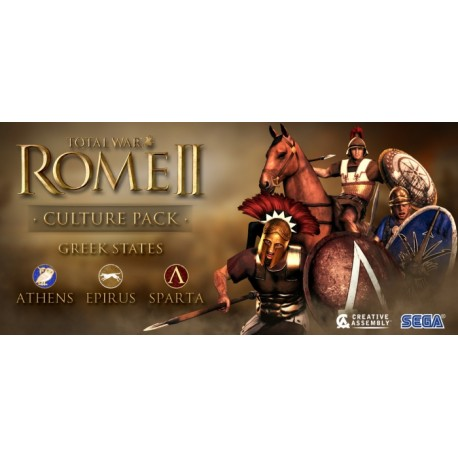 SEGA - Total War: Rome II - Greek States PC Español