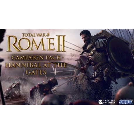 SEGA - Total War: Rome II - Hannibal at the Gates PC Español