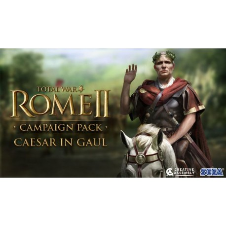 SEGA - Total War: Rome II - Caesar in Gaul PC Español