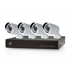 Conceptronic - C8CHCCTVKITD1080 kit de videovigilancia Alámbrico 8 canales