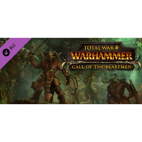 SEGA - Total War: WARHAMMER - Call of the Beastmen PC Español