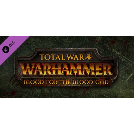 SEGA - Total War: WARHAMMER - Blood for the Blood God PC Español