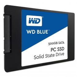 Western Digital - Blue PC SSD 500GB Serial ATA III