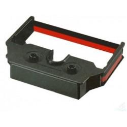 Epson - ERC02IIBR Ribbon Cartridge for M-210/211/215 Mechanisms, black/red