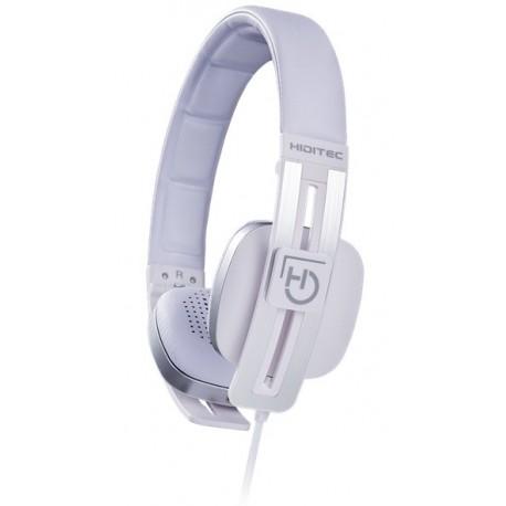 4addd338f63 ... Binaural Alámbrico Blanco auriculares para móvil. Hiditec - Wave  Binaurale Diadema Color blanco