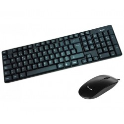 L-Link - LL-KB-816-COMBO teclado USB Español Negro