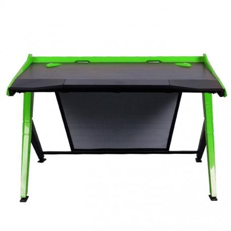 DXRacer - GD/1000/NE Negro, Verde escritorio para ordenador