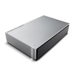 LaCie - Porsche Design disco duro externo 4000 GB Plata