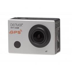 Denver - ACG-8050W 8MP Full HD CMOS Wifi cámara para deporte de acción