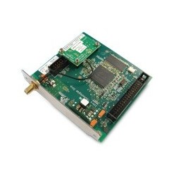 Zebra - P1046696-001 servidor de impresión LAN inalámbrica Interno Verde