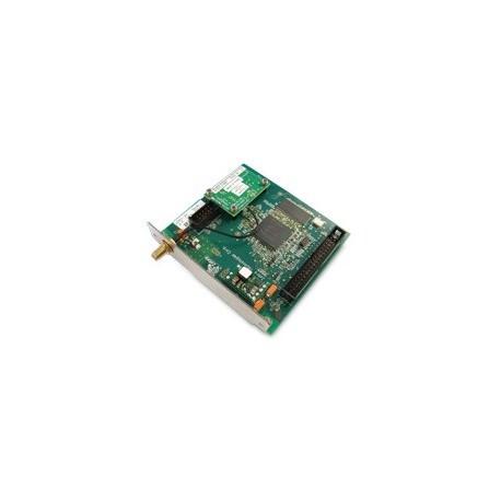 Zebra - P1046696-001 Interno LAN inalámbrica Verde servidor de impresión