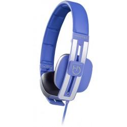 Hiditec - Wave Auriculares Diadema Azul