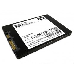 "Western Digital - Green PC SSD 240GB 240GB 2.5"" Serial ATA III"