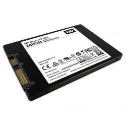 Western Digital - Green PC SSD 240GB Serial ATA III