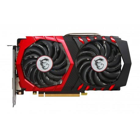 MSI - V335-001R GeForce GTX 1050 Ti 4GB GDDR5 tarjeta grfica