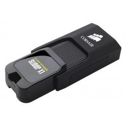 Corsair - Voyager Slider X1 64GB unidad flash USB USB tipo A 3.0 (3.1 Gen 1) Negro