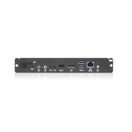 NEC - Slot-In PC 100013895 2.7GHz i5-4400E 900g Negro cliente liviano