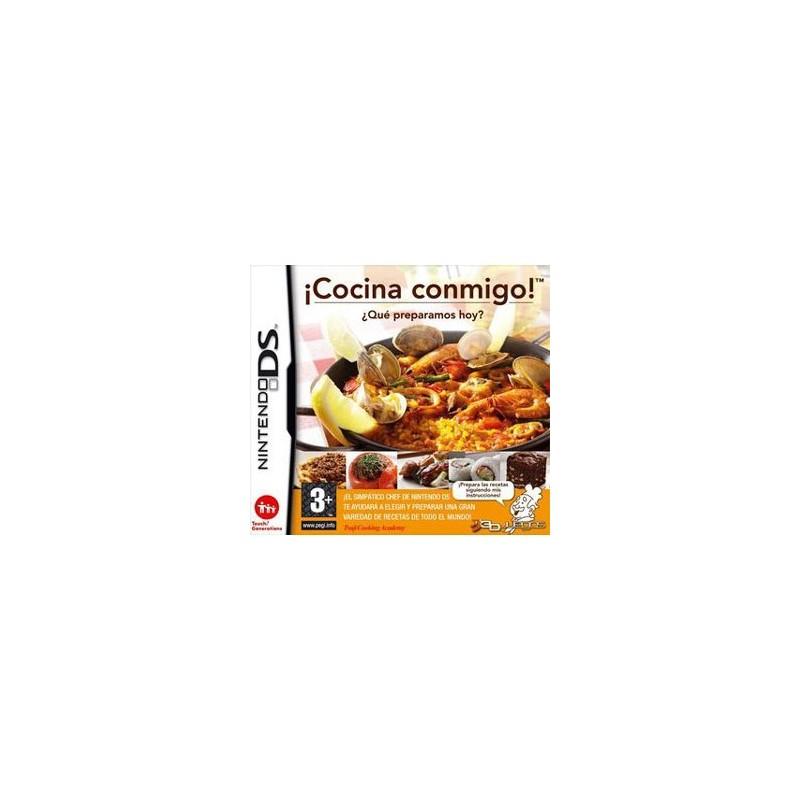 Nintendo   COCINA CONMIGO. Loading Zoom