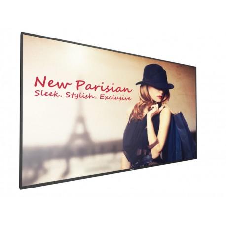 "Philips - Signage Solutions 65BDL4050D/00 Digital signage flat panel 65"" LED Full HD Wifi Negro pantalla de señaliz"