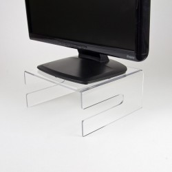 Newstar - Soporte para monitor LCD/CRT [acrílico] - NSMONITOR50