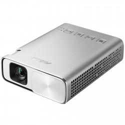 ASUS - ZenBeam E1 videoproyector 150 lúmenes ANSI DLP WVGA (854x480) Proyector portátil Plata