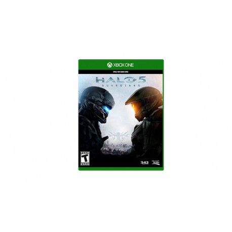 Microsoft - Halo 5: Guardians for Xbox One Básico Xbox One Inglés, Italiano vídeo juego
