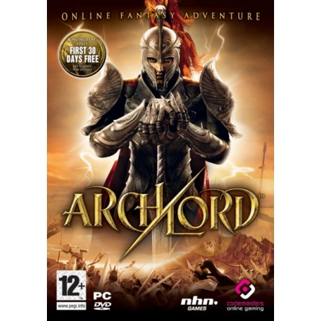 Codemasters - ArchLord, PC PC vídeo juego