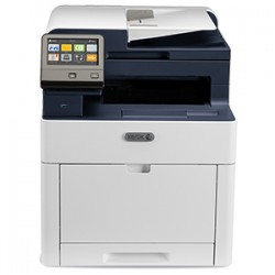 Xerox - WorkCentre Equipo multifunción en color 6515, A4, 28/28 ppm, doble cara, USB/Ethernet, sin contrato