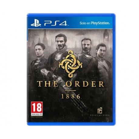 Sony - The Order: 1886, PS4 Básico PlayStation 4 Español vídeo juego