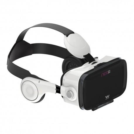 Woxter - Neo VR5 Gafas de realidad virtual 410g Color blanco