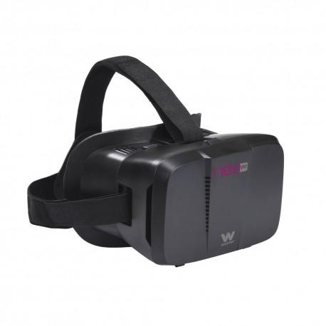 Woxter - Neo VR1 Gafas de realidad virtual 210g Negro