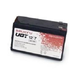 Salicru - UBT 12/7 Batería AGM recargable de 7 Ah / 12 V - 22095527